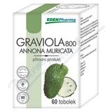 Edenpharma Graviola 800 tob. 60