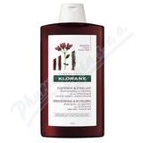 KLORANE Quinine šampon 400ml - posílení vlasů