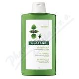 KLORANE Ortie šampon 400ml - mastné vlasy