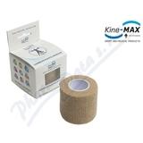 KineMAX Cohesive elastické samofixační 2. 5cmx4. 5m tělové