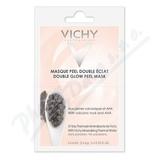 VICHY Rozjasňující peelingová maska BOX 24x12 ml