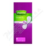 Inkontinenční vložky Depend Ultra Mini 22ks