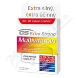 GS Extra Strong Multivitamin tbl. 30+10