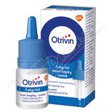 Otrivin 1PM 1mg/ml nosní kapky 10ml