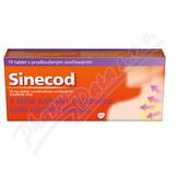 Sinecod 50mg tbl. pro.  10x50mg