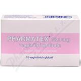 Pharmatex vaginální globule glo. vag. 10x18. 9mg