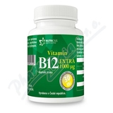 Vitamín B12 EXTRA 1000mcg tbl. 30