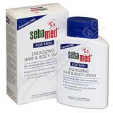 SEBAMED Povzbuzující mycí emulze pro muže 200ml