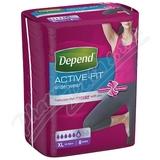 Inkontinentní kalhotky DEPEND Active-Fit XL pro ženy 8ks