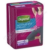Inkontinentní kalhotky DEPEND Active-Fit M pro ženy 8ks