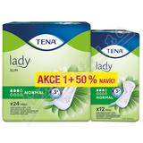 Inkontinentní vložky TENA Lady Slim Normal +50% navíc760294