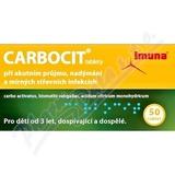 Carbocit 320mg/25mg/3mg tbl.  nob.  50