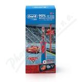 Oral-B El. kart.  Vitality dětský Cars + penál