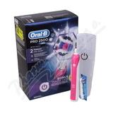 Oral-B El. kart.  PRO2500 3DWhite + pouzdro