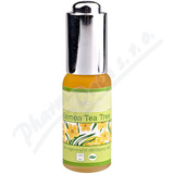 Saloos Bio regenerační obličejový olej Lemon Tea-Tree 20ml
