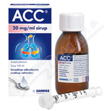ACC 20mg/ml sirup 100ml