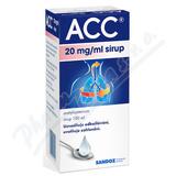 ACC 20mg/ml sirup 100ml