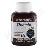 MedPharma Thiamin (vitamin B1) 50mg tbl. 67