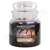 YANKEE CANDLE vonná svíce Black coconut 411g