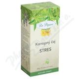 Dr. Popov Čaj konopný Stres n. s. 20x1. 5g