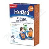 Walmark Marťánci Futura 3+ tbl. 30 bls