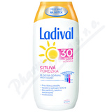 LADIVAL mléko pro citlivou pokožku OF30  200 ml