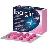 Ibalgin 200 200mg 12 tablet