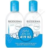 BIODERMA Hydrabio H2O 250ml + 250ml Festival
