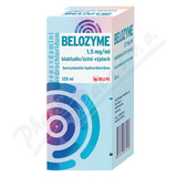 Belozyme 1. 5mg/ml kloktadlo/ústní výplach 120ml