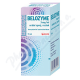 Belozyme 3mg/ml ústní sprej 15ml