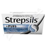 Strepsils Plus 0. 6mg/1. 2mg/10mg pas. 24