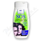 BIO BIONE SOS šampon přísad.  pr. padání vlasů 260ml