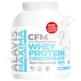 ALAVIS MAXIMA Syrovátkový proteinový koncentrát 80% 2200g