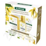 KLORANE Ylang-Ylang sluneční péče travel kit 3ks