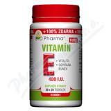 Vitamín E Forte 400 I. U. tob. 30+30 BIO-Pharma