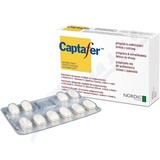 CAPTAFER 30 potahovaných tablet