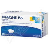 Magne B6 470mg/5mg tbl. obd. 100