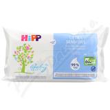 HiPP BABYSANFT Čistící vlhčené ubrousky bez parfému 52ks