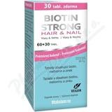 Biotin Strong Hair & Nail tbl.  60+30
