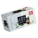 E-Tea Original Černý čaj/YerbaMaté/Ženšen 20x1. 5g