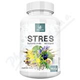 Allnature Stres bylinný extrakt cps. 60