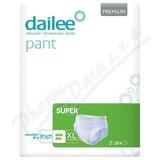 Dailee Pant Premium SUPER inko. kalhotky XL 14ks