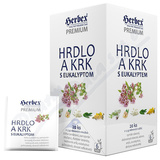 HERBEX Hrdlo a krk s eukalyptem n. s. 20x1. 5g