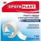 3M Spofaplast 431 Fixační náplast transp. fol. 5mx12. 5mm