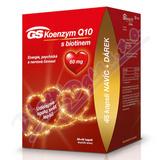GS Koenzym Q10 60mg cps. 45+45 dárek 2020 ČR/SK