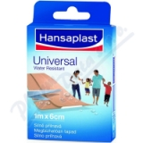 Hansaplast náplast voděodolná 1mx6cm č. 45901