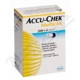 Accu-Chek Multiclix Lancet 204ks jehliček