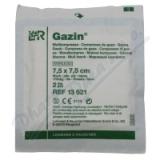 Gáza hydrofil. skl. kompr. ster. Gazin 7. 5x7. 5cm-100ks