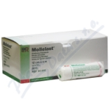 Obinadlo elastické fixační Mollelast 12cmx4m v celofánu 1ks