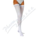 mediven Thrombexin 18 stehenní punčocha vel.  L bílá